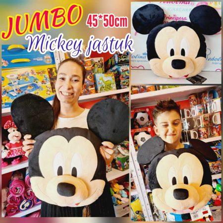 MICKEY MOUSE JUMBO JASTUK OBLIK